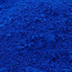 Oxydfarve i Blå farve til indfarvning af beton og mørtel.