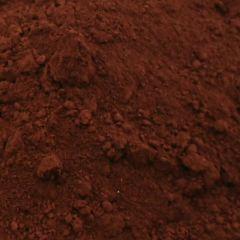 Oxydfarve i Brun farve til indfarvning af beton og mørtel.