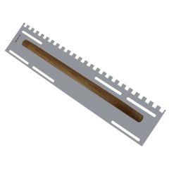 Tandspartel 58 cm/ vinkel