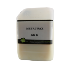 Metallisk voks (5 kg)