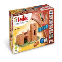 Slot/Borg byggesæt fra Teifoc - TEI4000