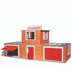 Brandstation - Byggesæt fra Teifoc - TEI4800